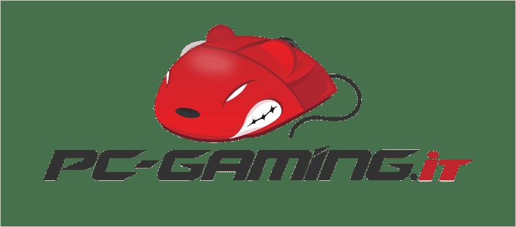 Logo nero PC-Gaming