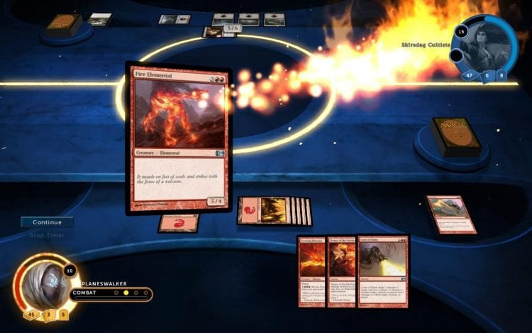 Magic, Magic 2014 – Duels of the Planeswalkers – Recensione