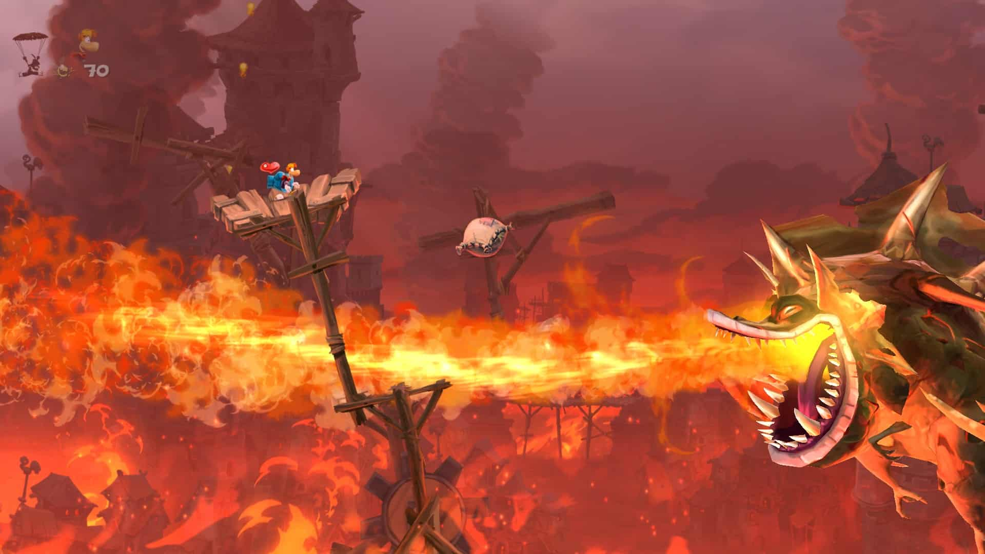 Rayman Legends - Recensione  7