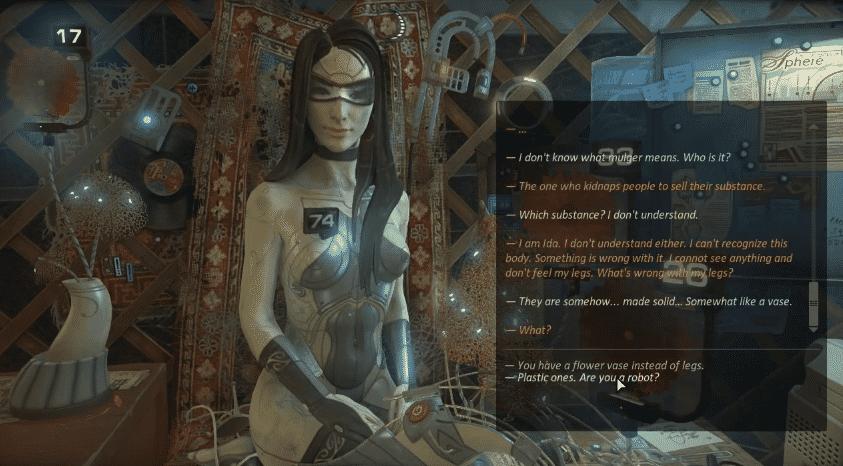 Cradle, il nuovo concetto di avventura grafica secondo i Russi 4