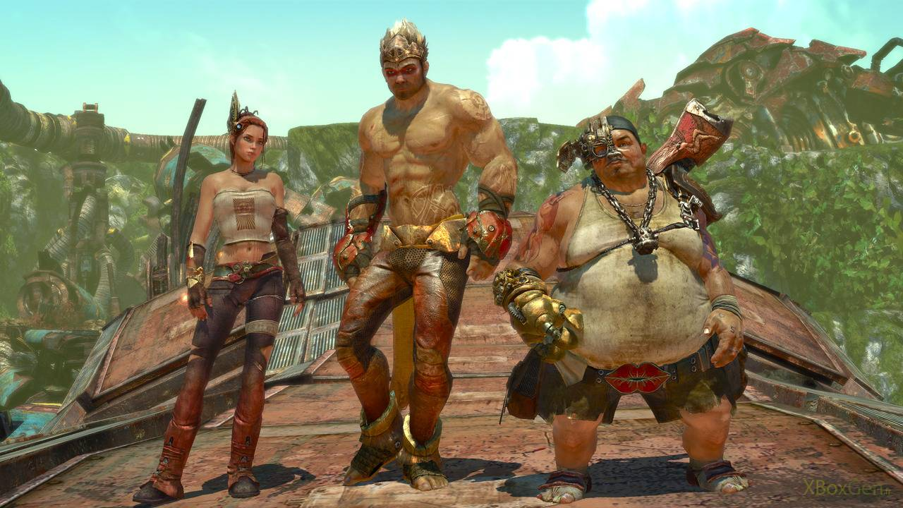Enslaved: Odyssey to the West - Recensione 6