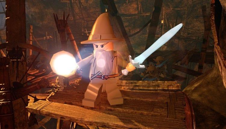 LEGO The Hobbit_GoblinTown16