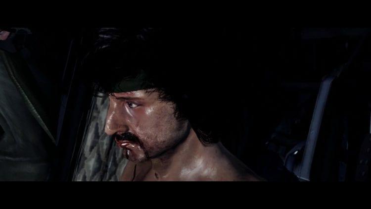 Il naso di Rambo non è mai sazio di sangue vietnamita