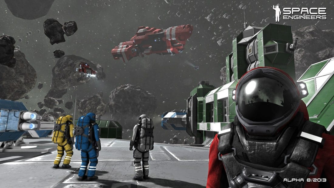 Space Engineers - Anteprima 1