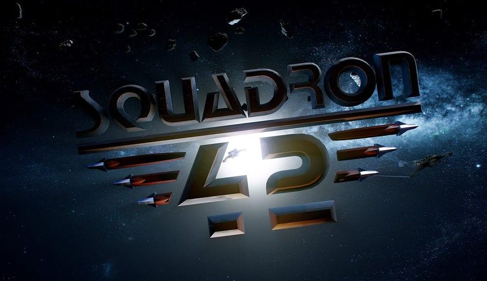 Squadron 42 logo
