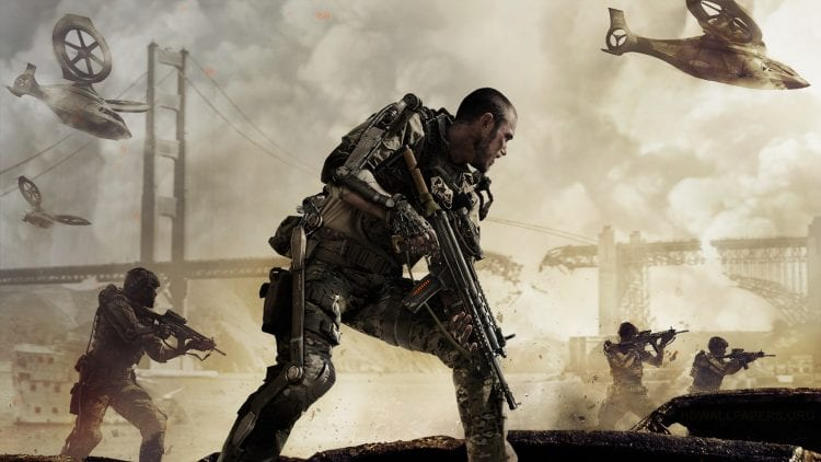 Call of Duty: Advanced Warfare - Recensione 8