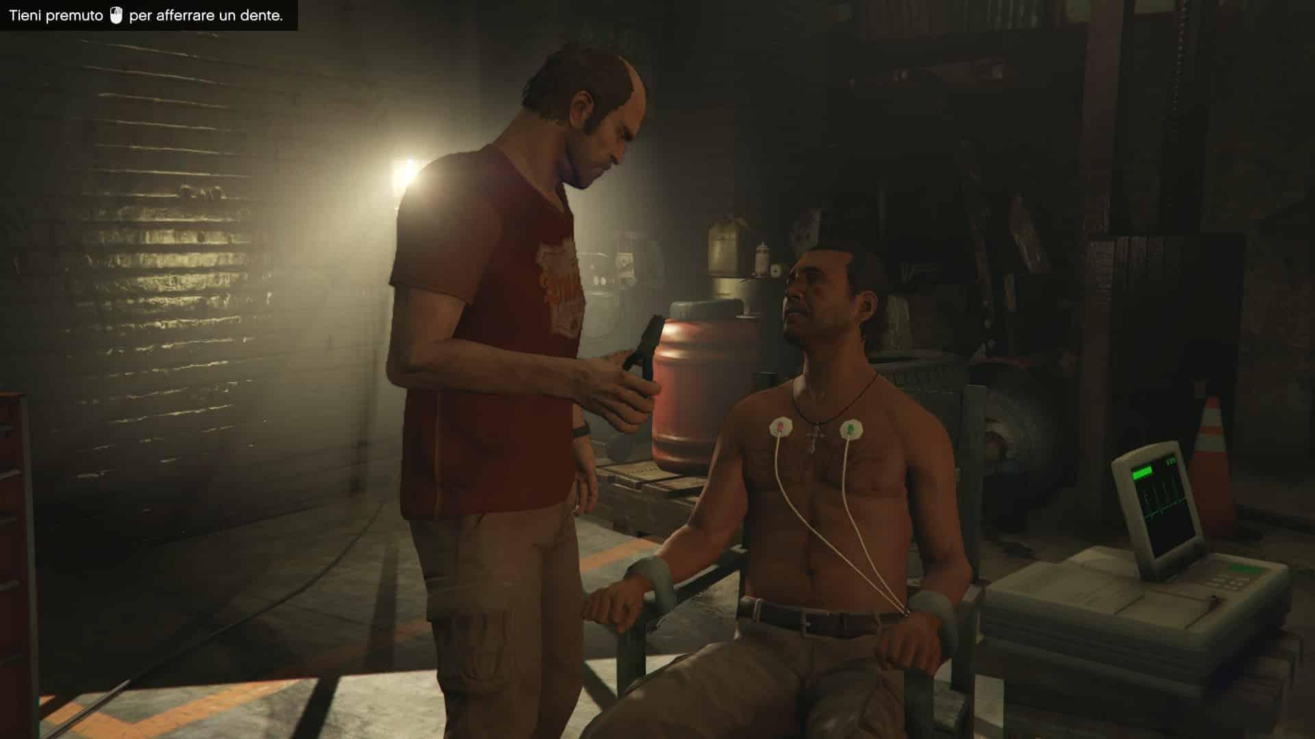 Grand Theft Auto V - Recensione 7