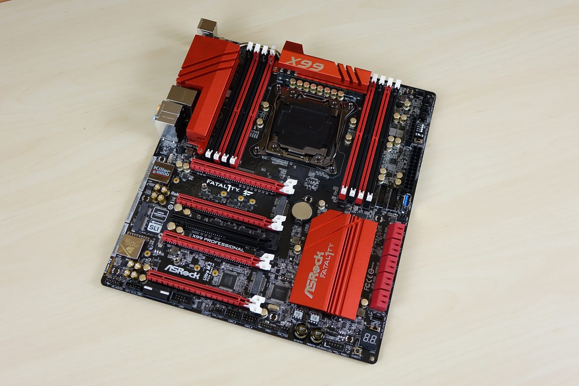 ASRock Fatal1ty X99 Professional - Recensione 16