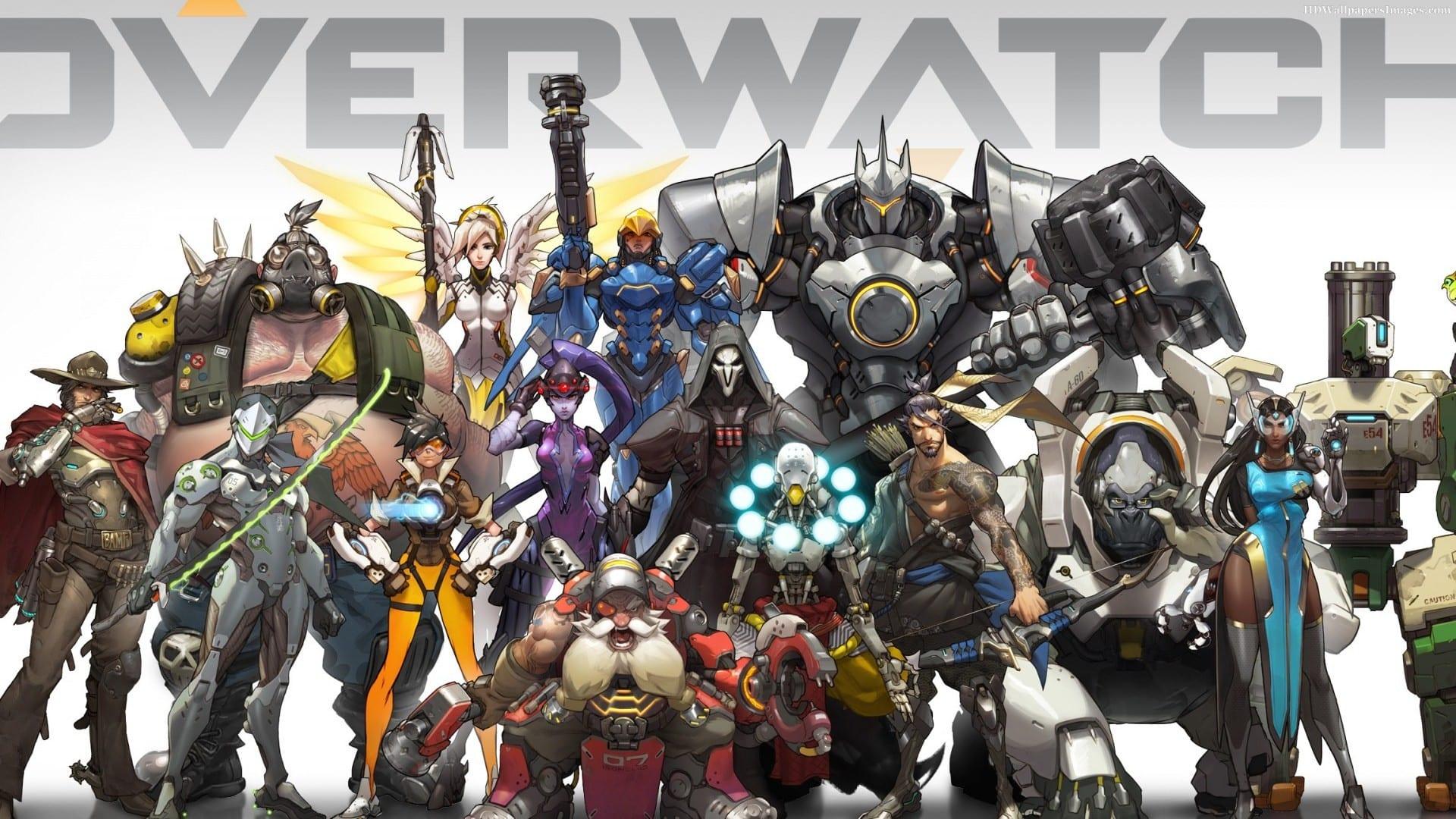 Overwatch - Anteprima 4