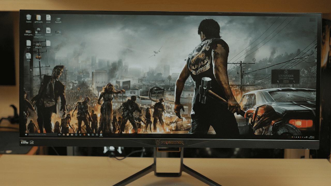 Acer Predator X34 - Recensione