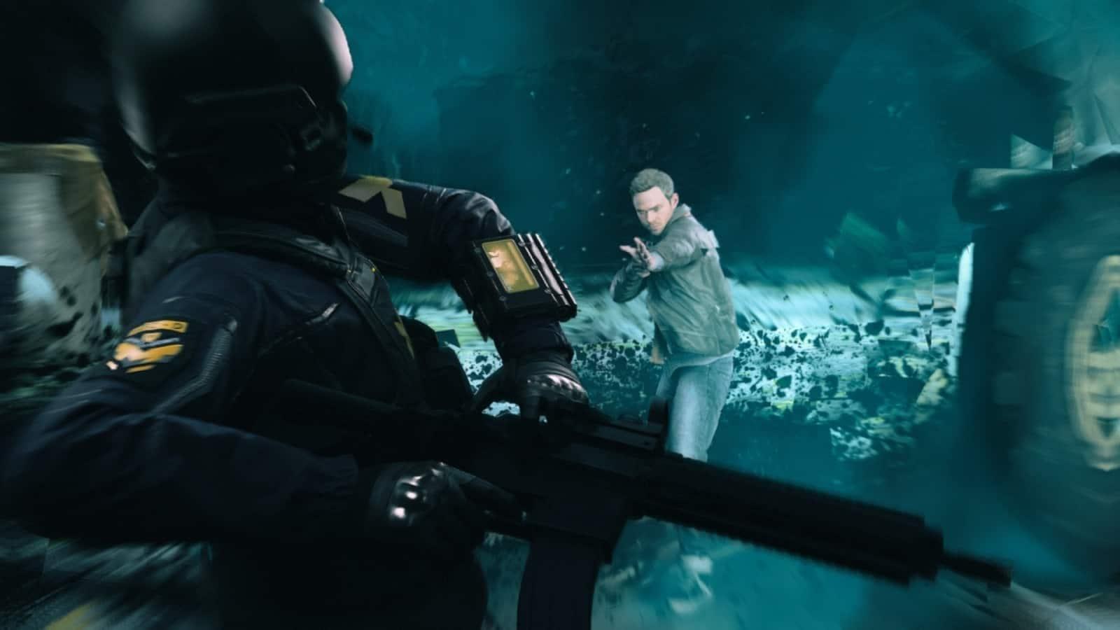 Quantum Break, prime due immagini della versione PC 2