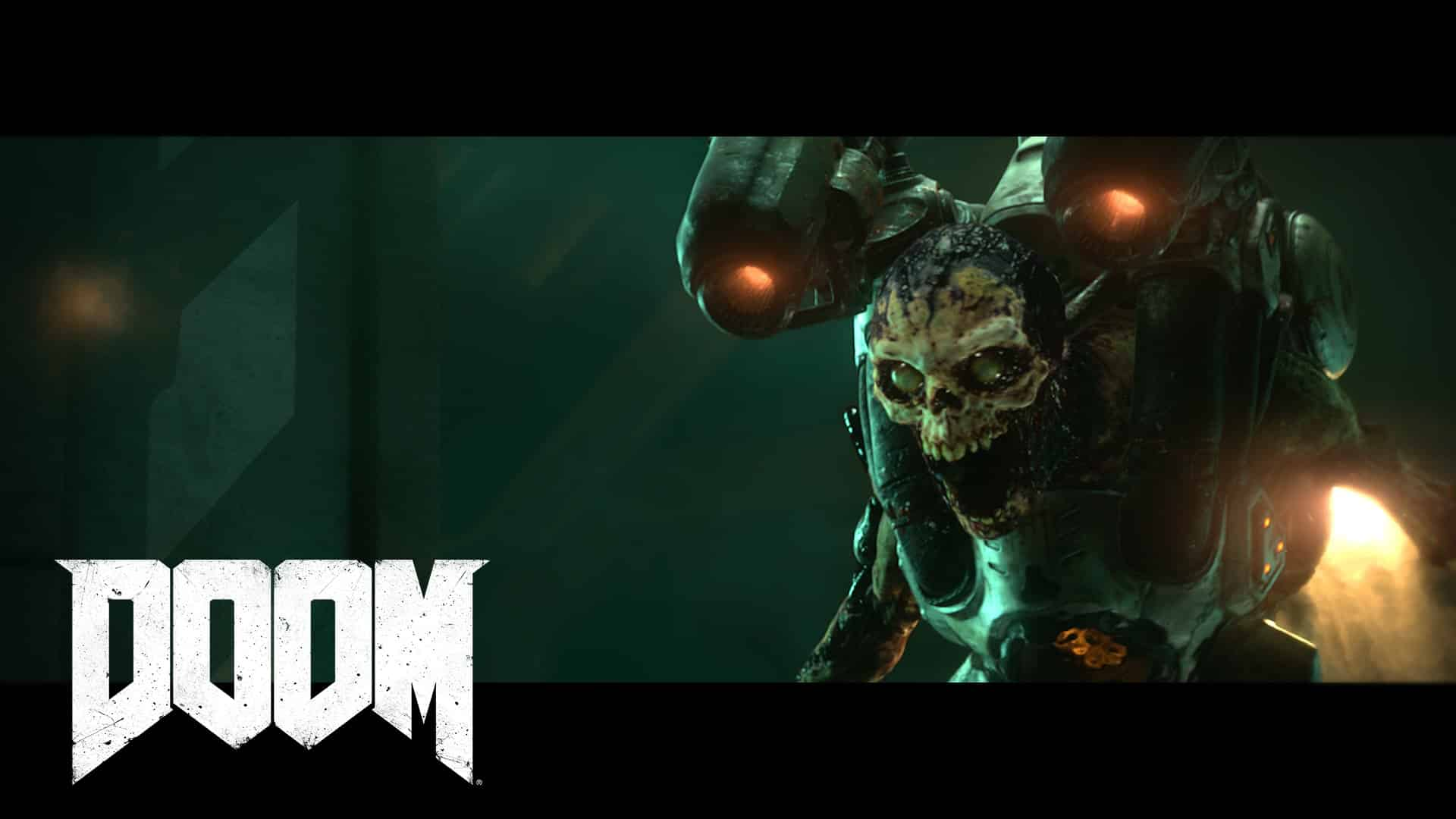 "DOOM in carne e ossa - Trailer cinematografico ""Fight Like Hell"""