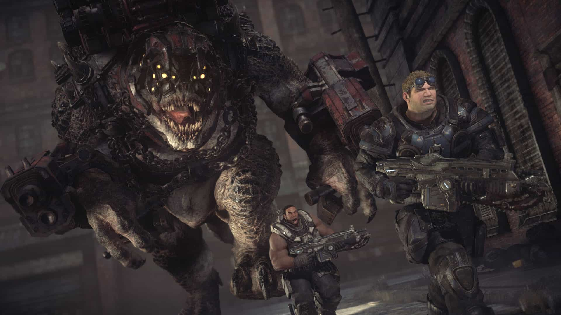 Gears of War: Ultimate Edition, rilasciata la terza patch