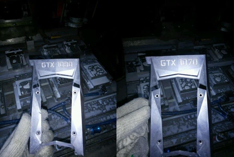 NVIDIA GeForce GTX 1080 e GeForce GTX 1070 - Il Nuovo Dissipatore in foto? 2
