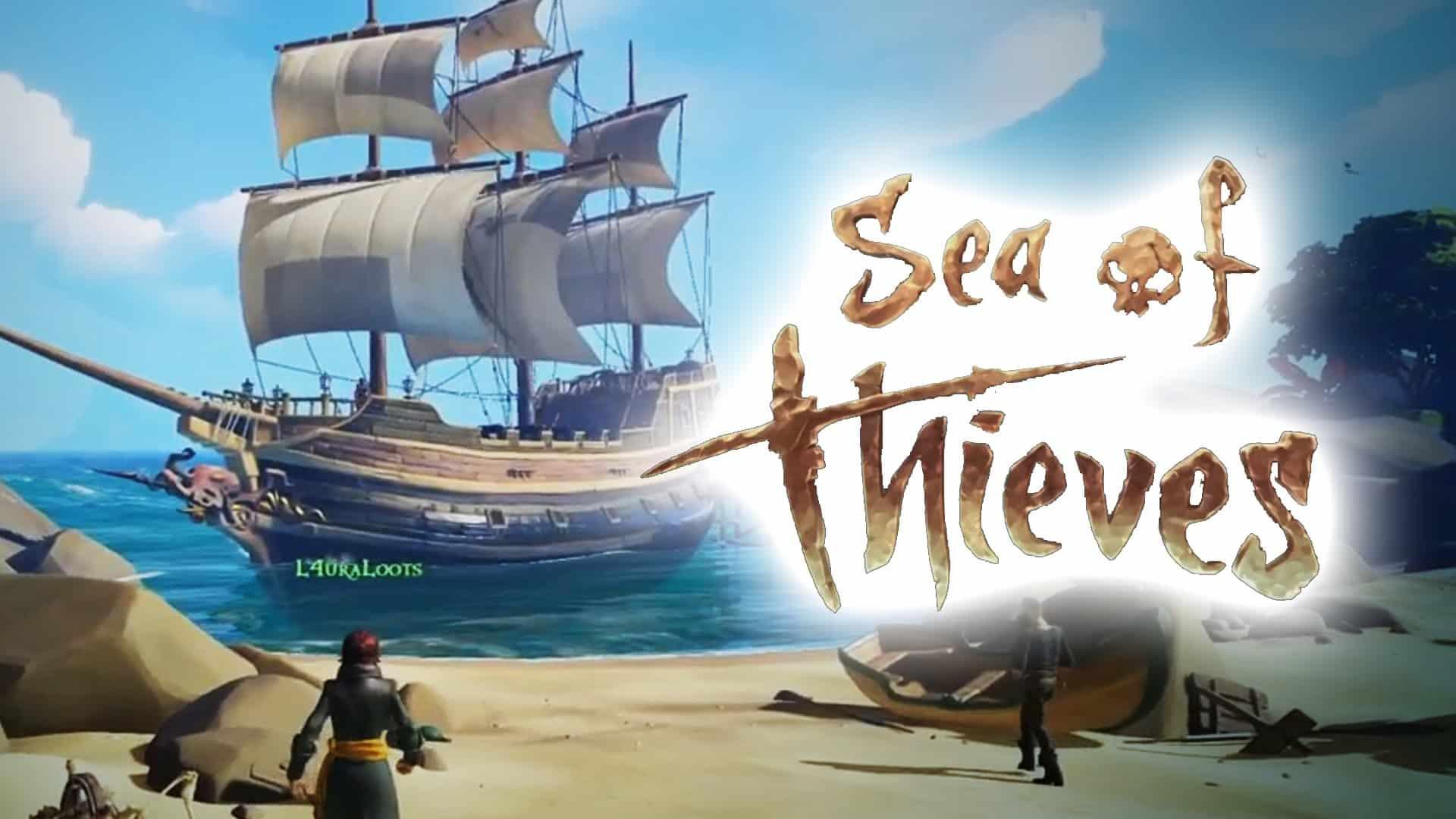 Rare pubblica un piccolo video di Sea of Thieves