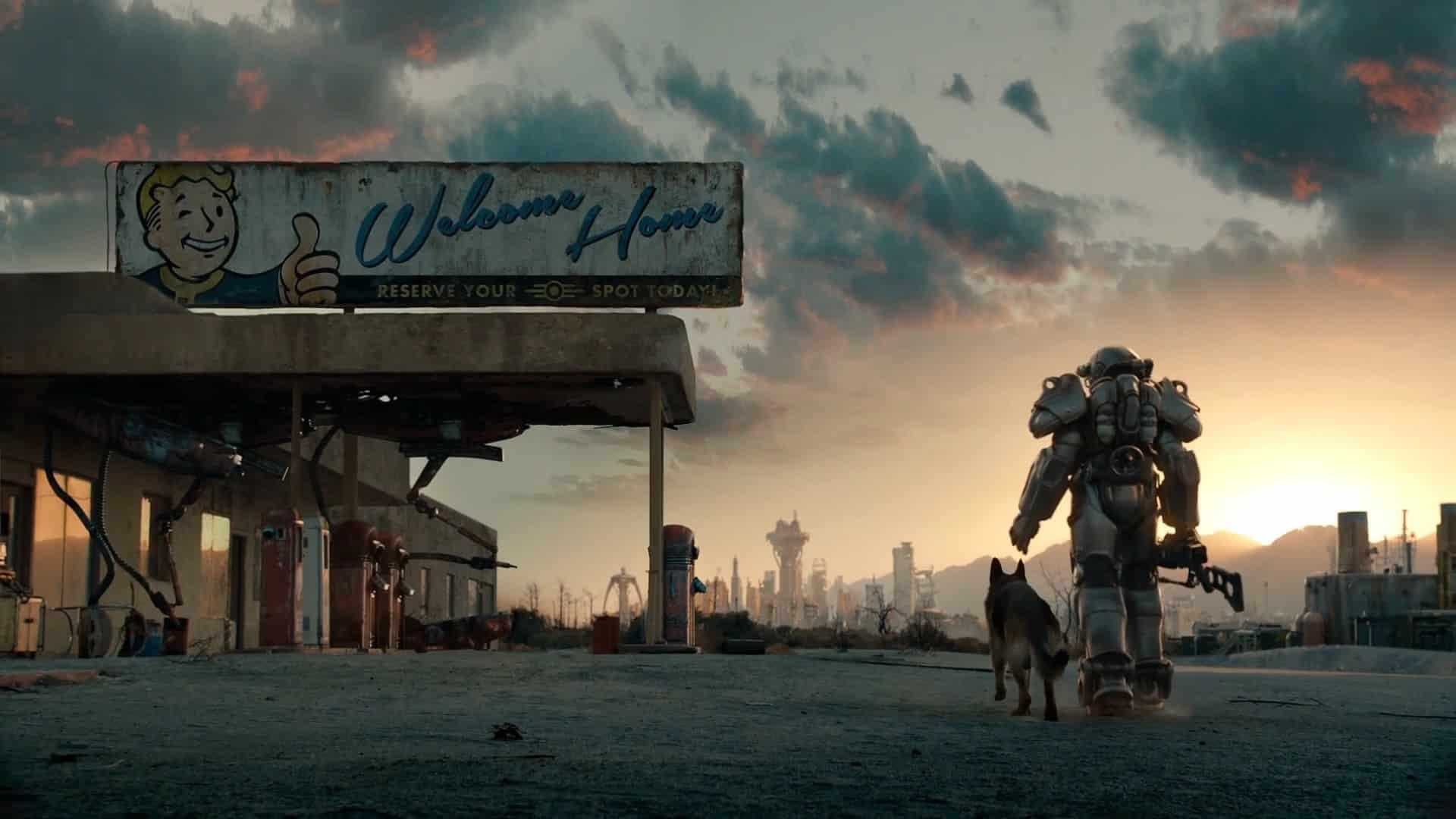 Fallout 4, miglior gioco 2016 BAFTA