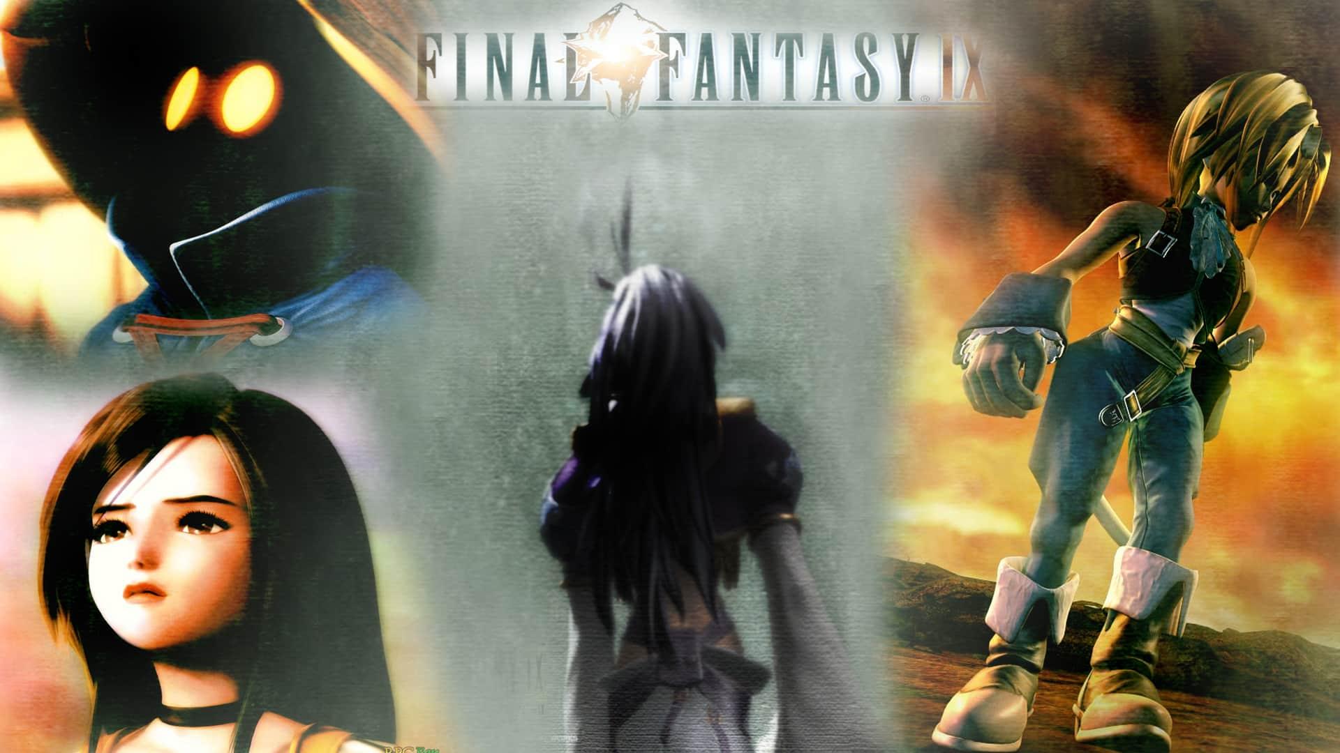 FINAL FANTASY IX è disponibile su Steam