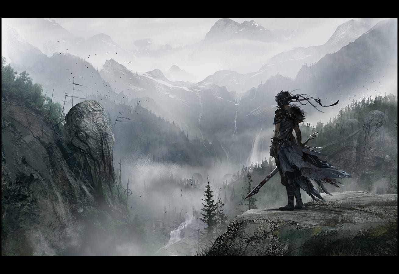 Hellblade, un video mostra il sistema di combattimento