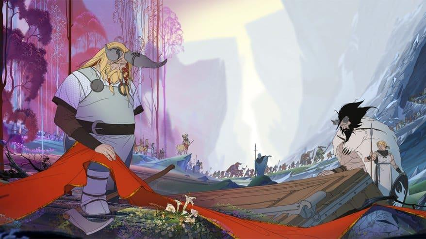 The Banner Saga 2, trailer di lancio