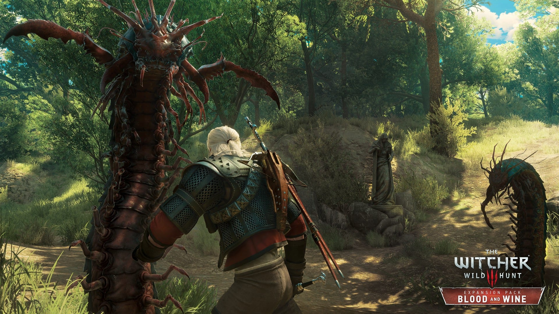 The Witcher 3: Wild Hunt, nuove immagini dell'espansione Blood and Wine 4