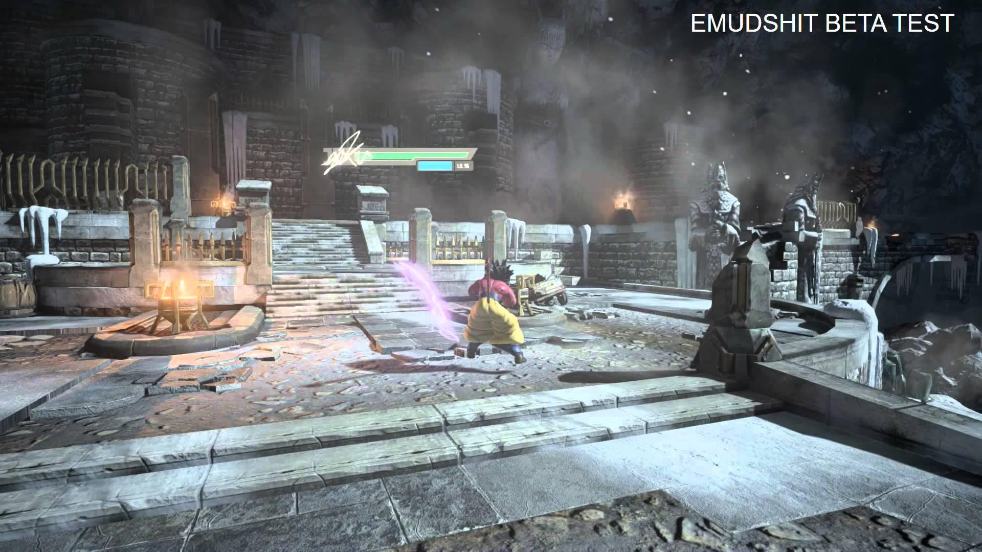 Un videogioco di Dragon Ball realizzato tramite l'Unreal Engine 4