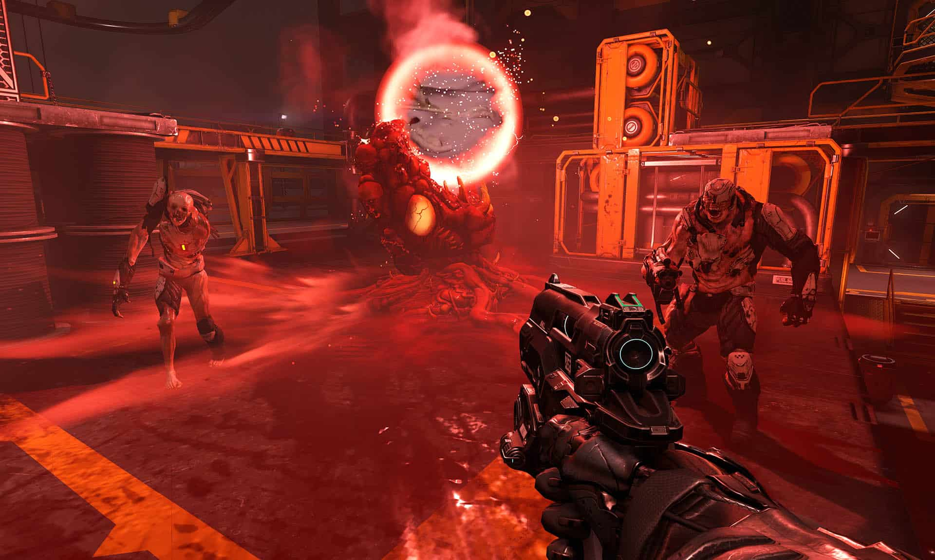 DOOM - Nuovo Gameplay in 1080p a 60FPS