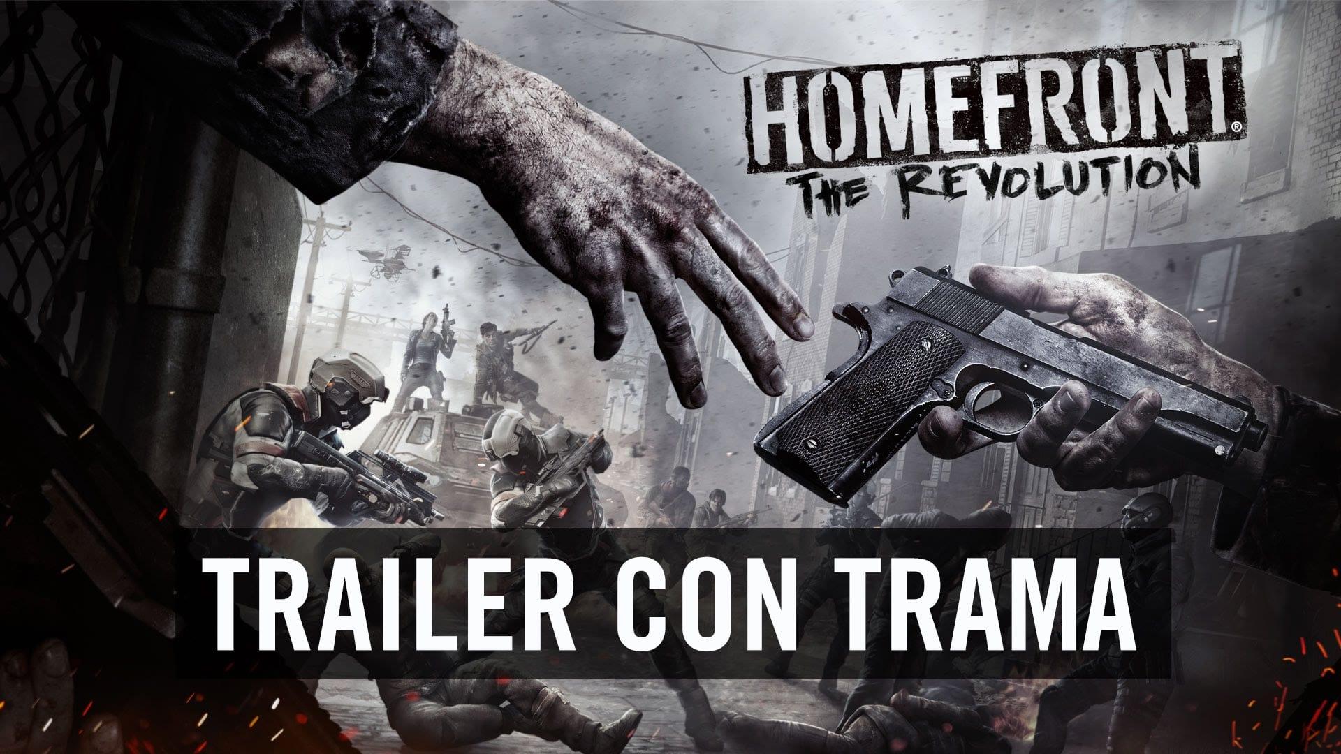 La Trama di Homefront: The Revolution nel Nuovo Trailer