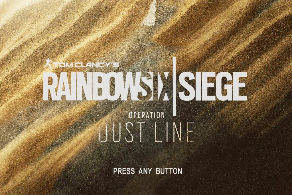 Rainbow Six Siege, annunciata la data di rilascio del nuovo DLC