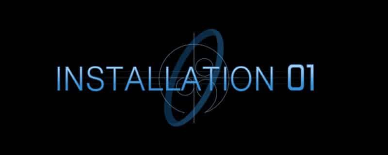 Installation 01 - Un fan made di Halo su PC