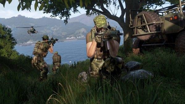 Arma 3: Nuovo video gameplay per la nuova espansione