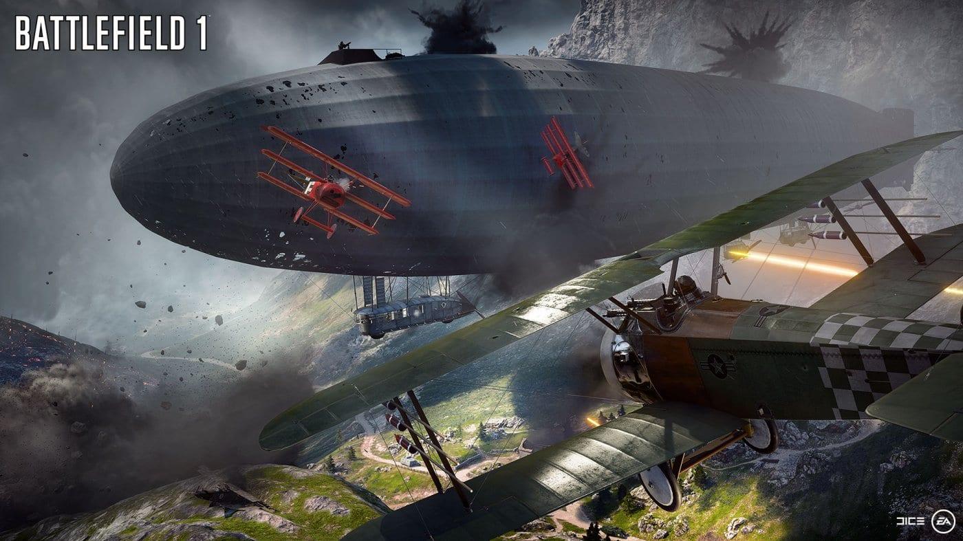 Battlefield 1: Nuovo Gameplay Trailer dalla conferenza EA