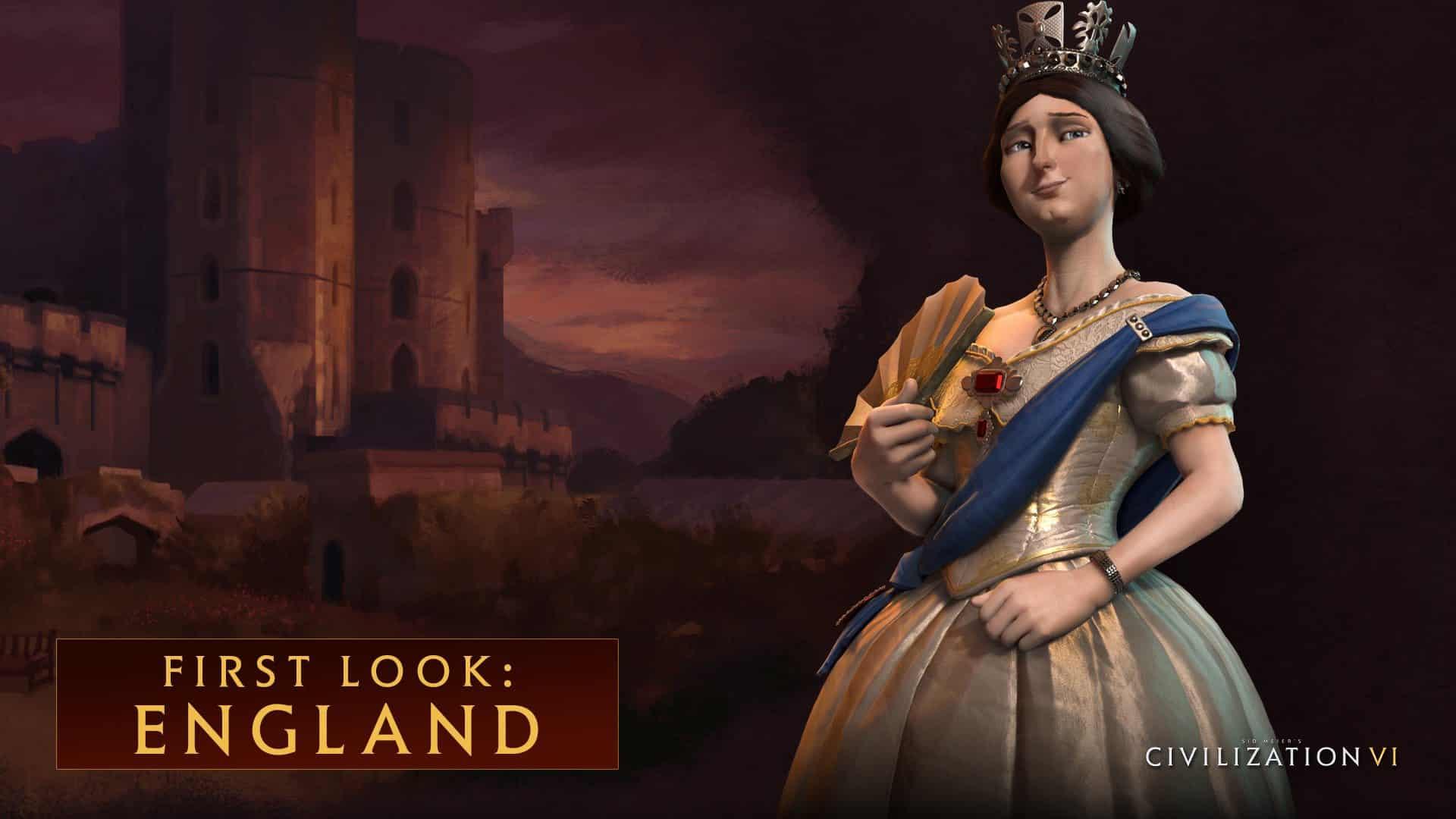 Civilization VI, un primo sguardo all'Inghilterra