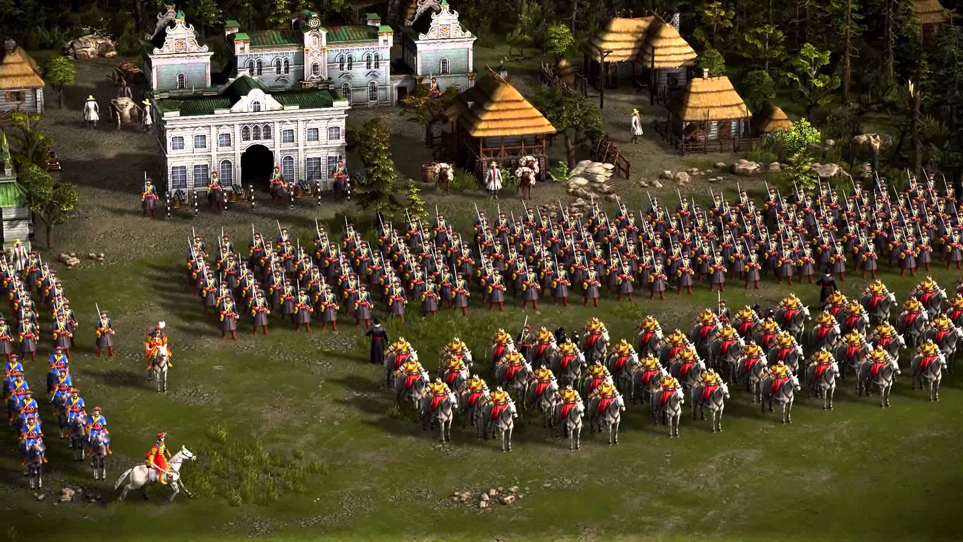 Cossacks 3, un nuovo video gameplay ci mostra la Prussia