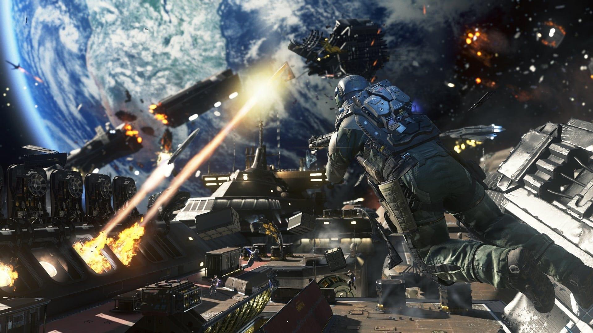 "Call of Duty: Infinite Warfare - Gameplay ""Ship Assault"""