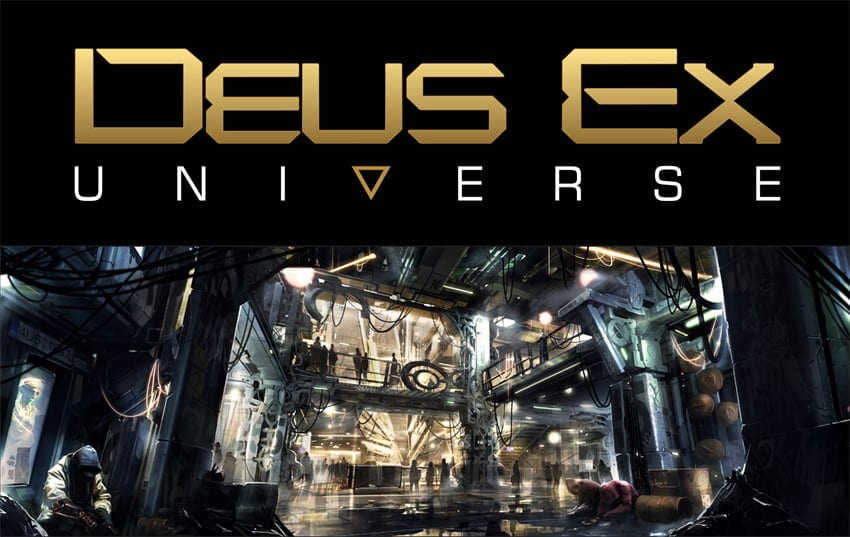 DEUS EX UNIVERSE PRE-E3 SHOWCASE - Domani il live streaming di Deus Ex: Mankind Divided