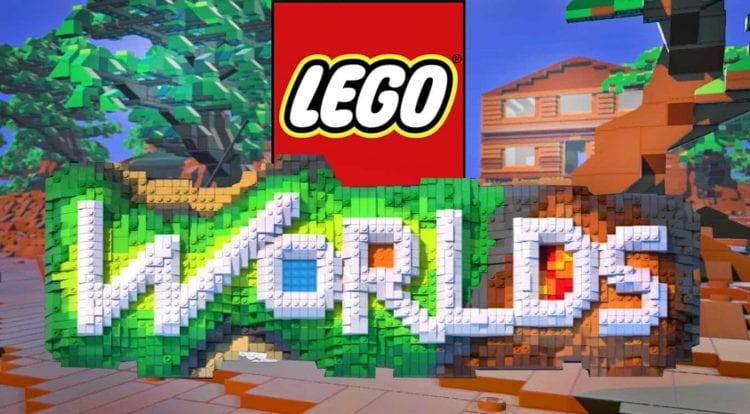 Lego Worlds: multiplayer finalmente disponibile