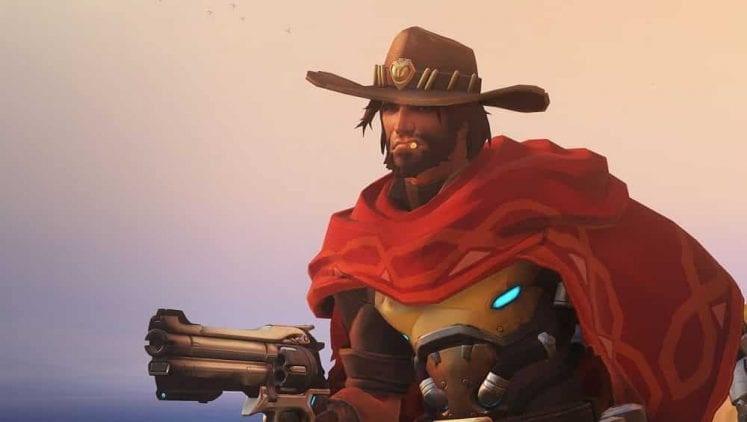 Overwatch: Nerf a Widowmaker e McCree