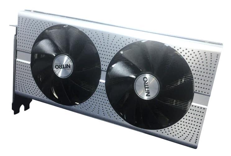 SAPPHIRE Radeon RX 480 NITRO - In Foto 1