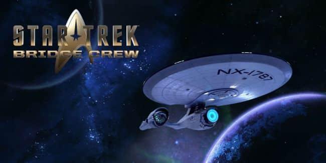 Tutti sul ponte di comando, è in arrivo Star Treck: Bridge Crew!