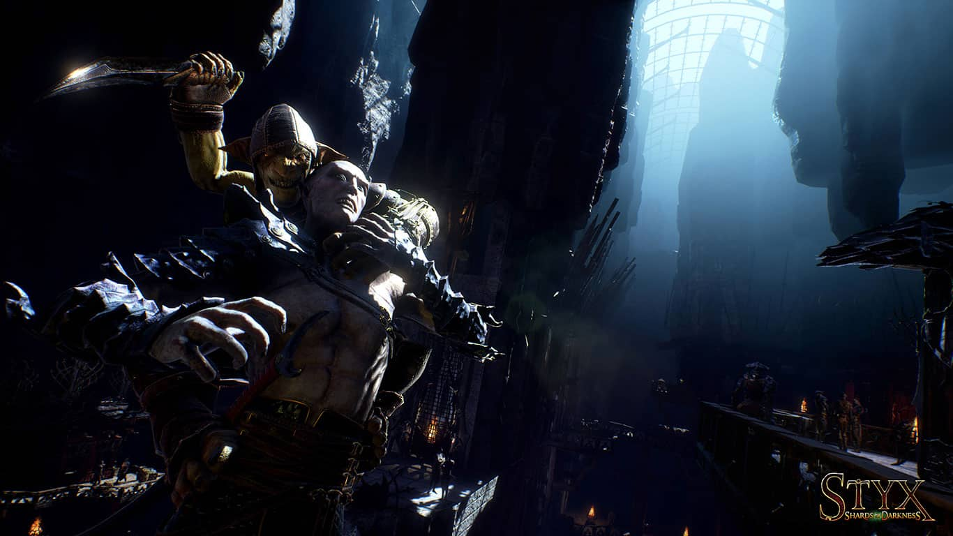 Styx: Shards of Darkness - Trailer d'annuncio E3
