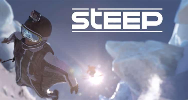 Ubisoft Annuncia STEEP, un nuovo gioco open-world di sport estremi