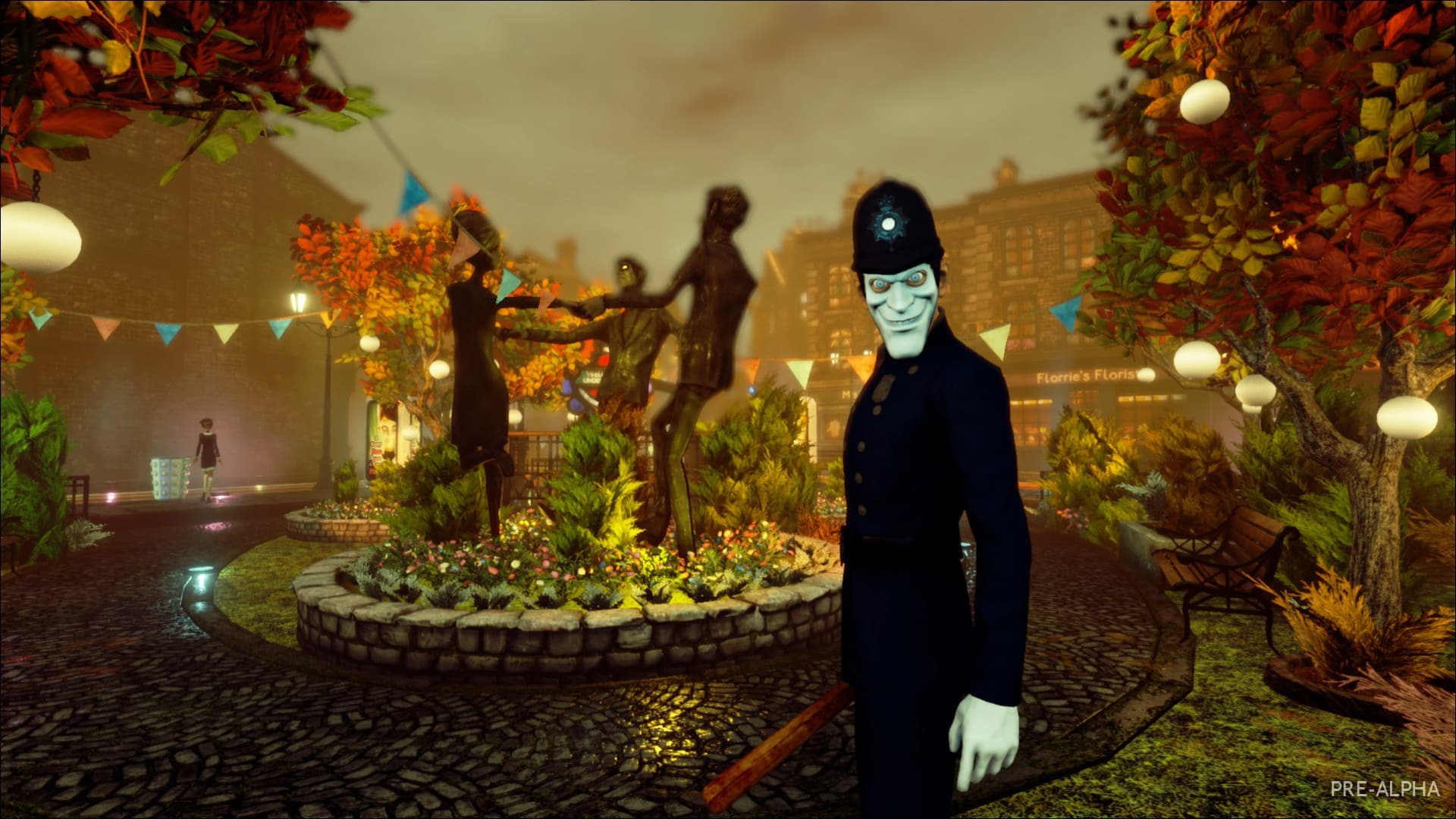 We Happy Few, un video gameplay dall'E3