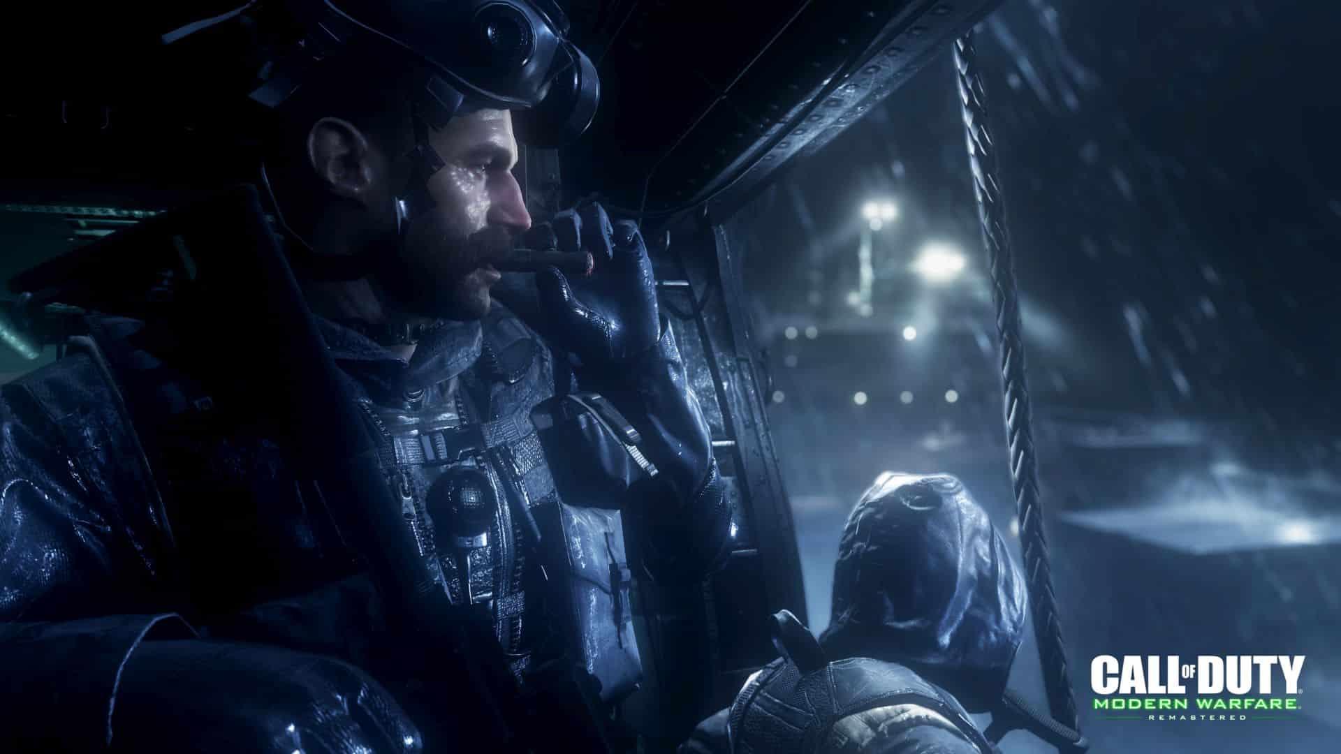 Sette minuti di gameplay per Call of Duty 4 Remastered