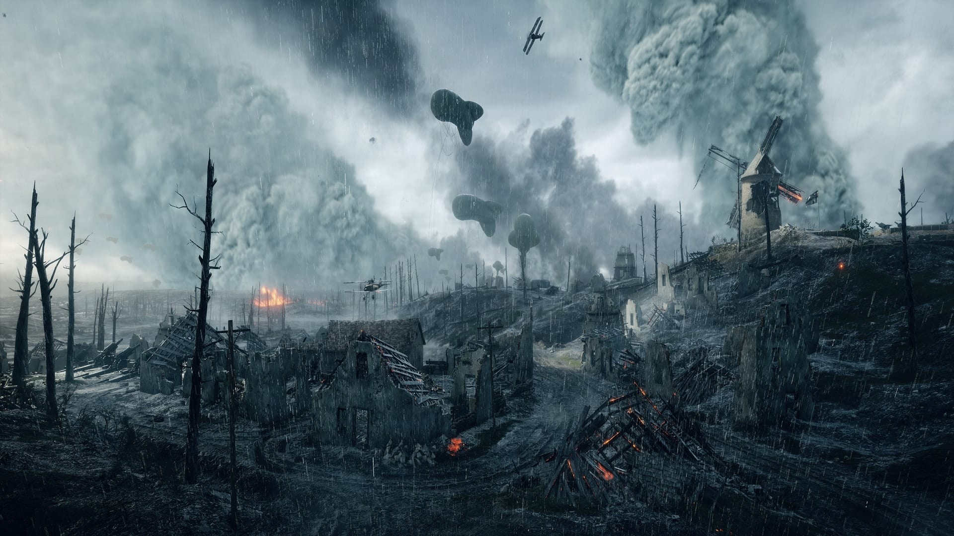 Battlefield 1, alcune immagini dalla closed beta 3