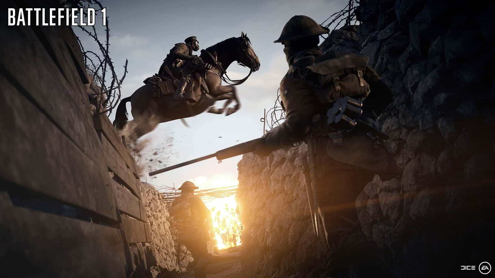 Battlefield 1, la beta dovrebbe uscire poco dopo la Gamescom