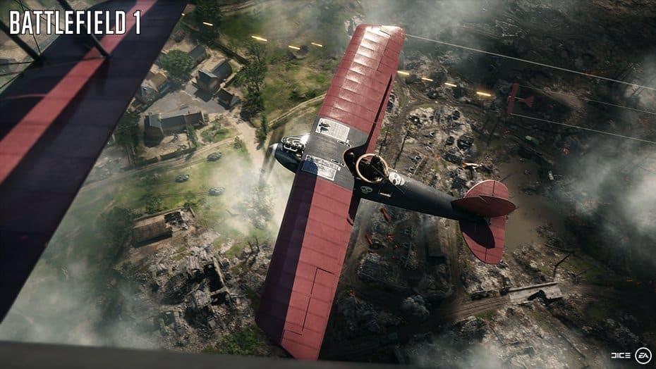 Battlefield 1, rilasciati tre nuovi splendidi screenshot 3