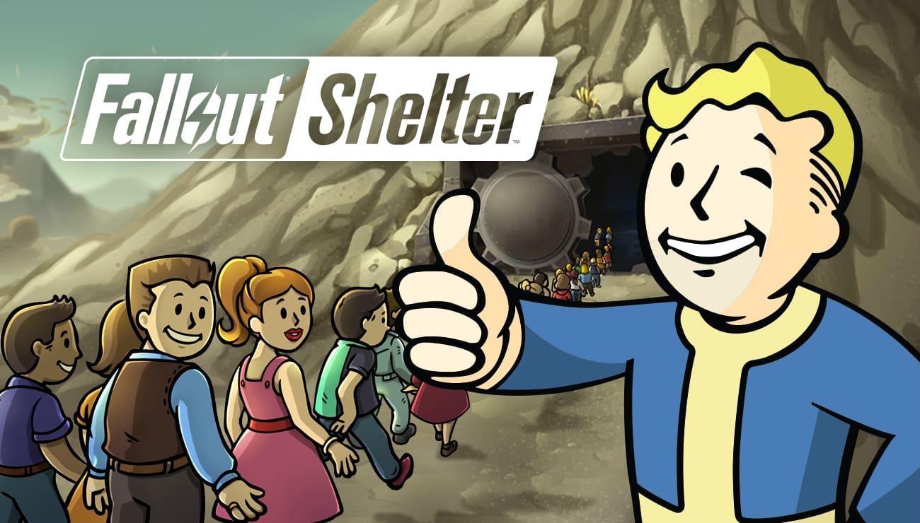 Fallout Shelter: Trailer di lancio per la versione PC