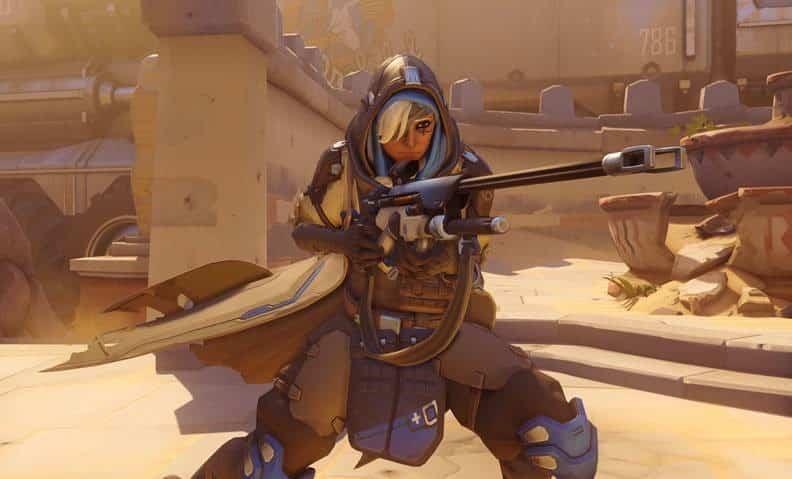 Overwatch ha un nuovo eroe - Ana