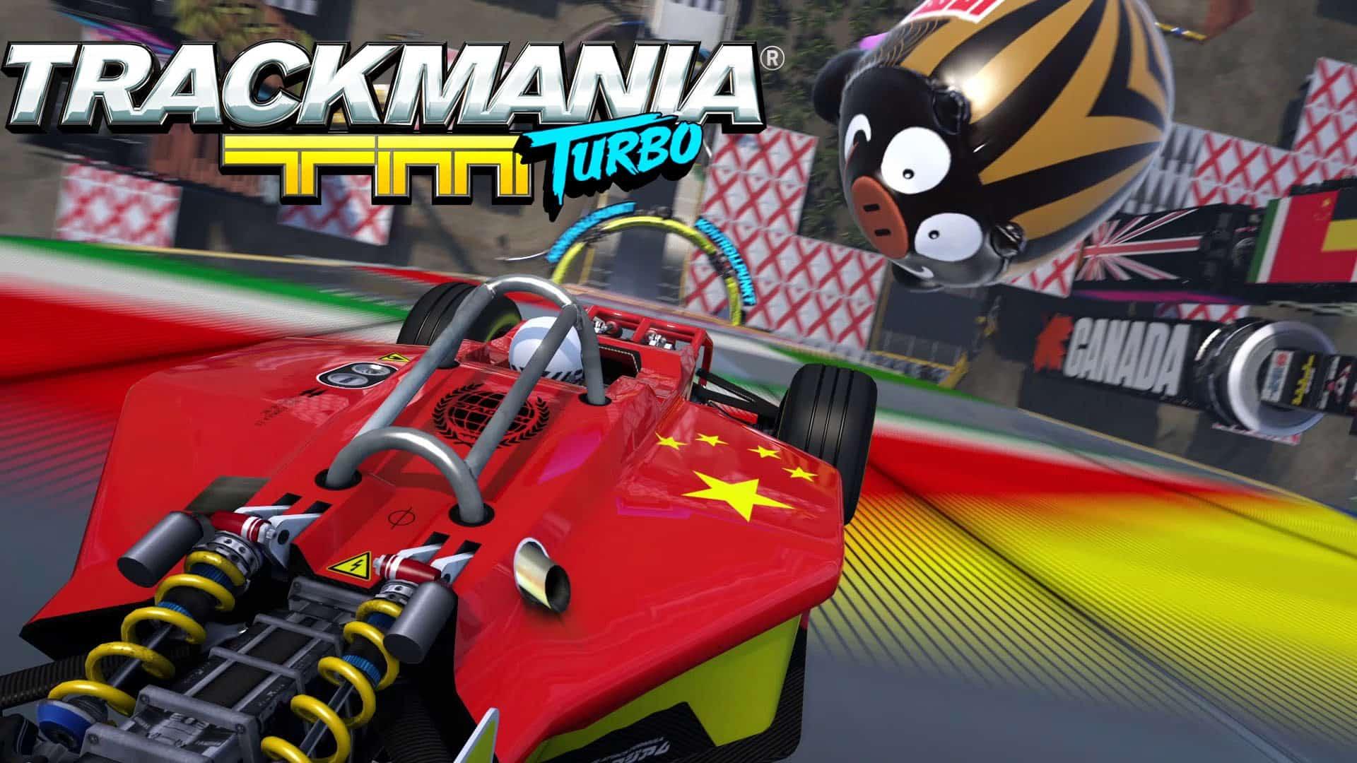 TrackMania Turbo - Recensione