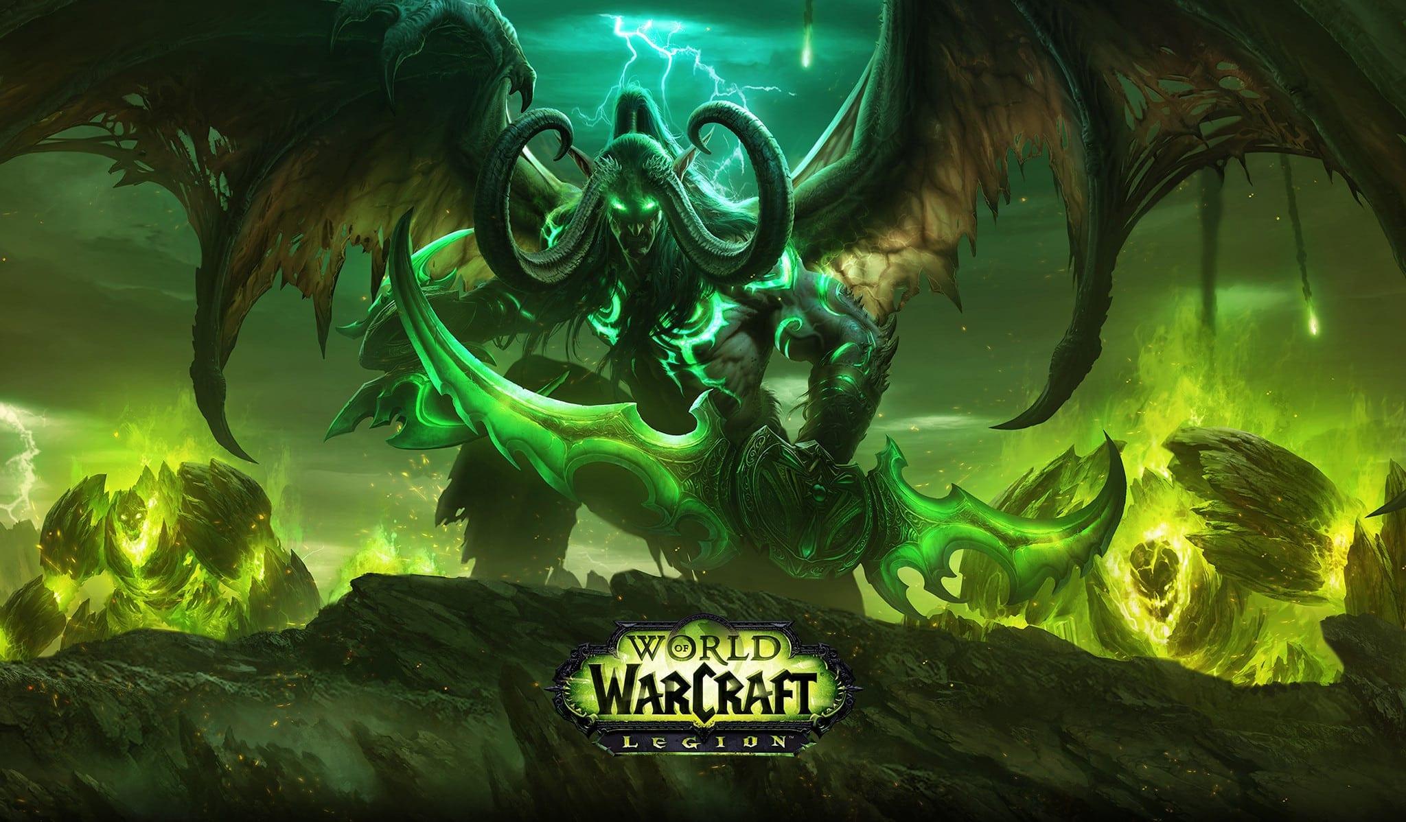 World of Warcraft: La pre-patch di Legion in arrivo il 19 Luglio